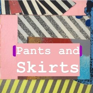 Pants - Bottoms section